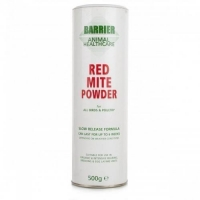 Red Mite Powder 500g for poultry